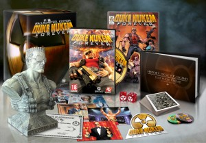 Duke Nukem Balls of Steel Promo Pack Shot