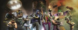 Gotham City Impostors LineUp