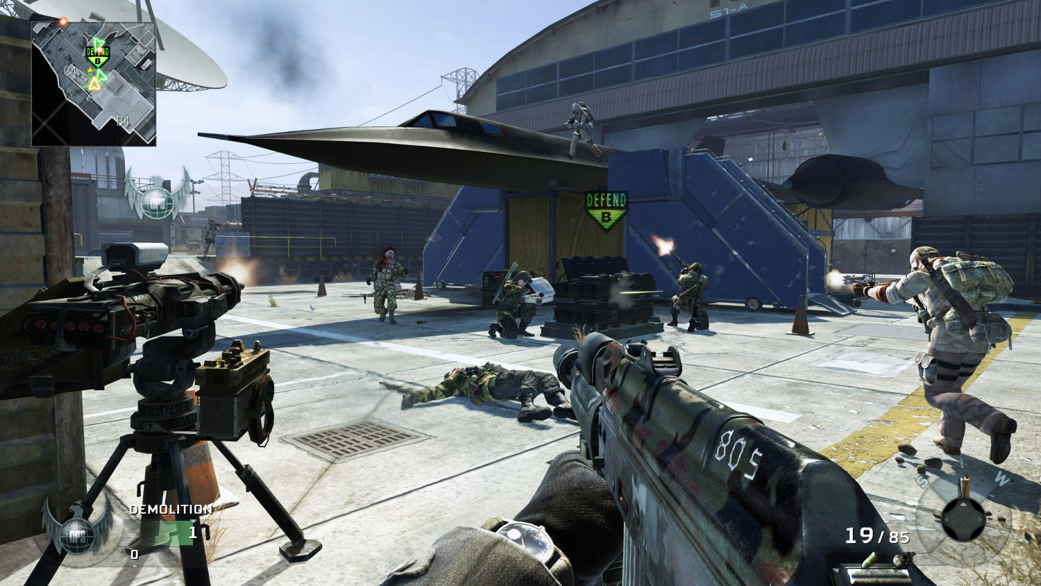 nintendo to close call of duty wii and ds servers - fps prestige