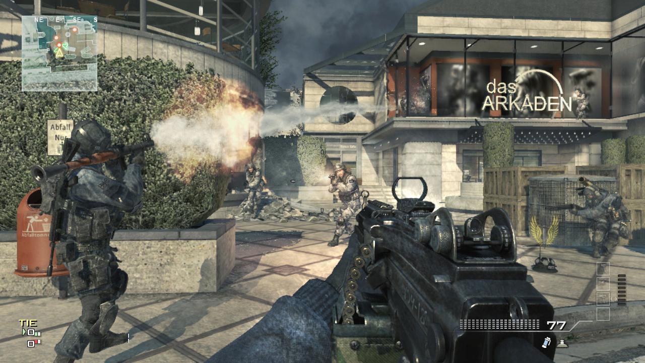 Modern Warfare 3 S Big Mistake Fps Prestige