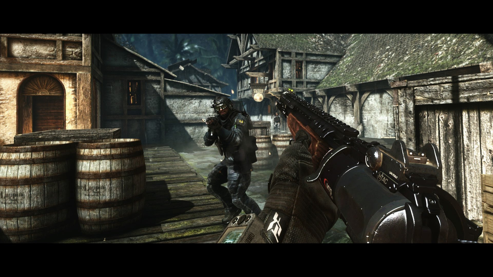 Call of Duty: Ghosts Mutiny Map Preview - FPS Prestige