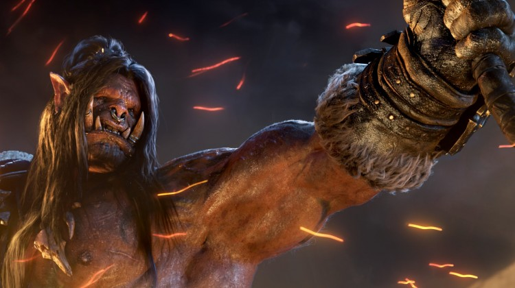 Sponsored Post: Check out the awesome Warlords of Draenor for World of Warcraft