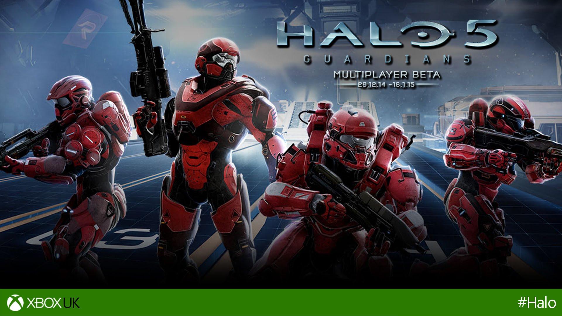 Halo 5: Guardians - Multiplayer Beta Trailer - FPS Prestige