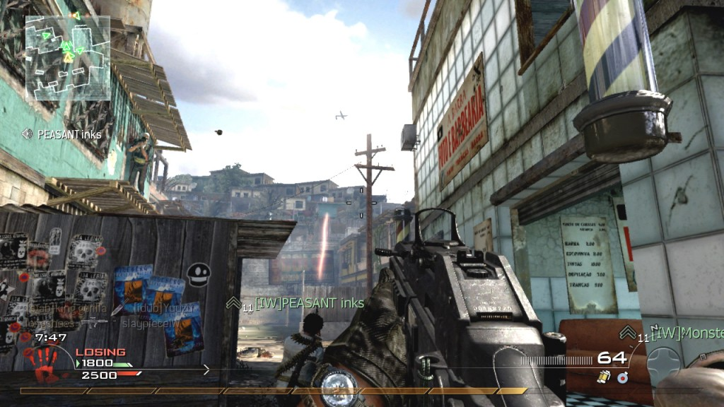 Modern Warfare 2 Multi-player