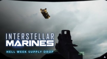 Interstellar Marines: Hell Week Supply Drop Crates Video