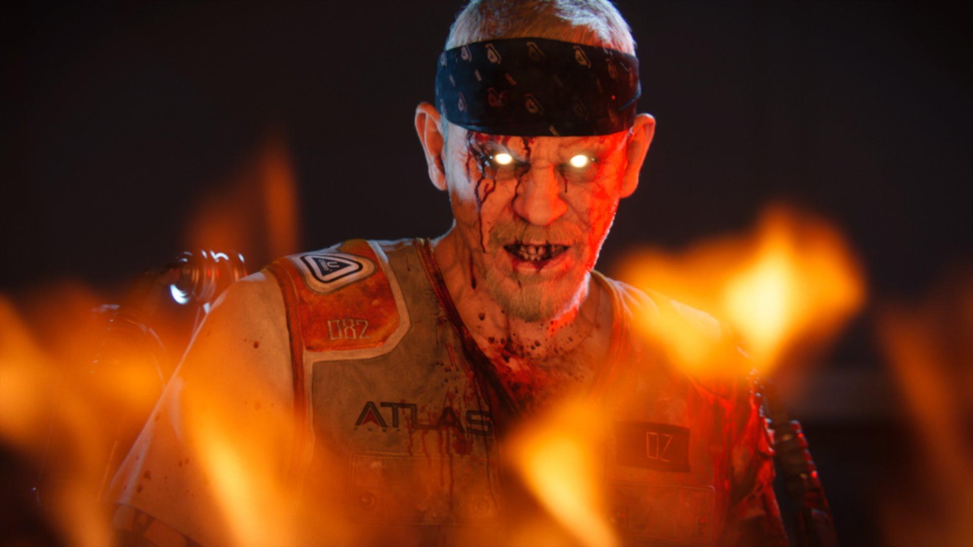 Call of Duty Advanced Warfare Exo Zombies Descent Trailer ...