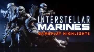 Interstellar Marines: Gameplay Highlights Q4 2015 Video