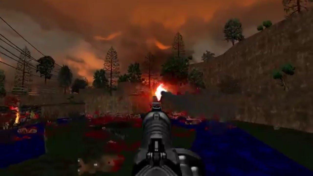 Brutal Doom v20b Trailer - FPS Prestige