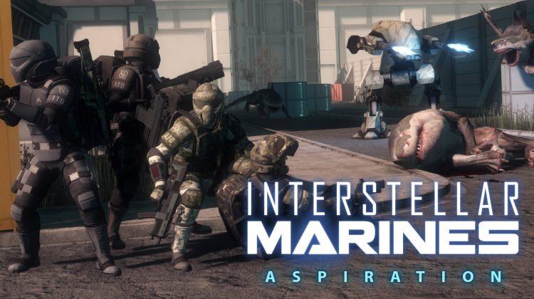 Intersteller Marines: Nordic Games 2016 Investment Video
