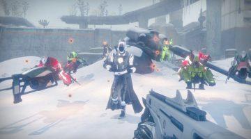 Husky Raid Celebrate Christmas In Destiny Style