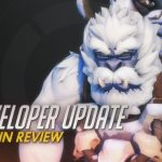 Overwatch 2016 Year in Review Developer Update Video