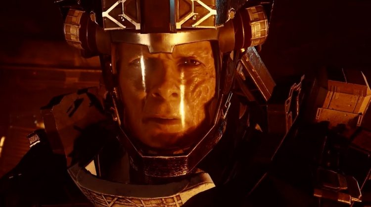 Call of Duty Infinite Warfare Blood Anvil Mission Team