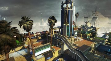 Call of Duty: Infinite Warfare Continuum Multiplayer Trailer