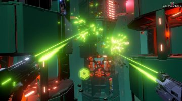 Virtual Reality Shooter VR Invaders out for PlayStation VR