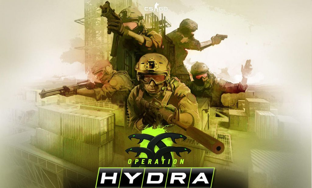 CS:GO Operation Hydra Adds New Game Modes