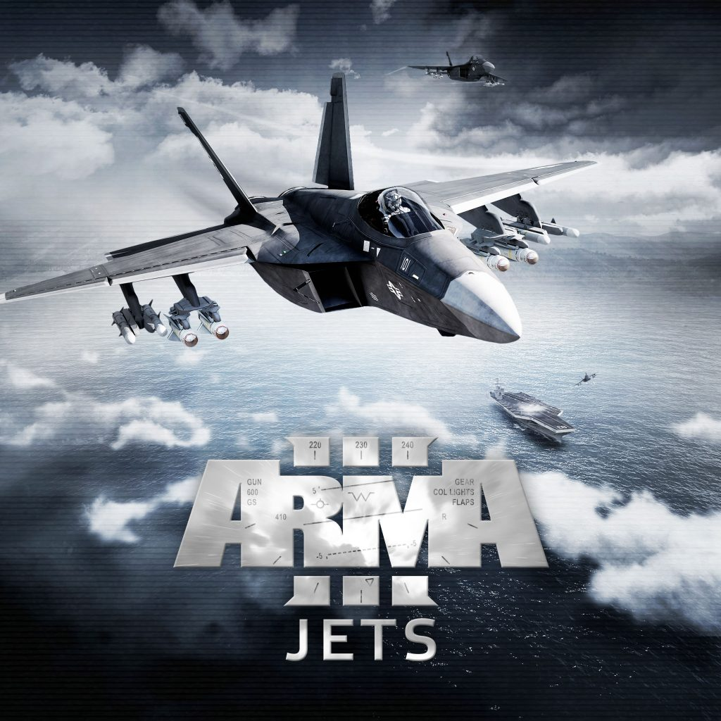 Arma 3 Jets DLC and Free Platform Update
