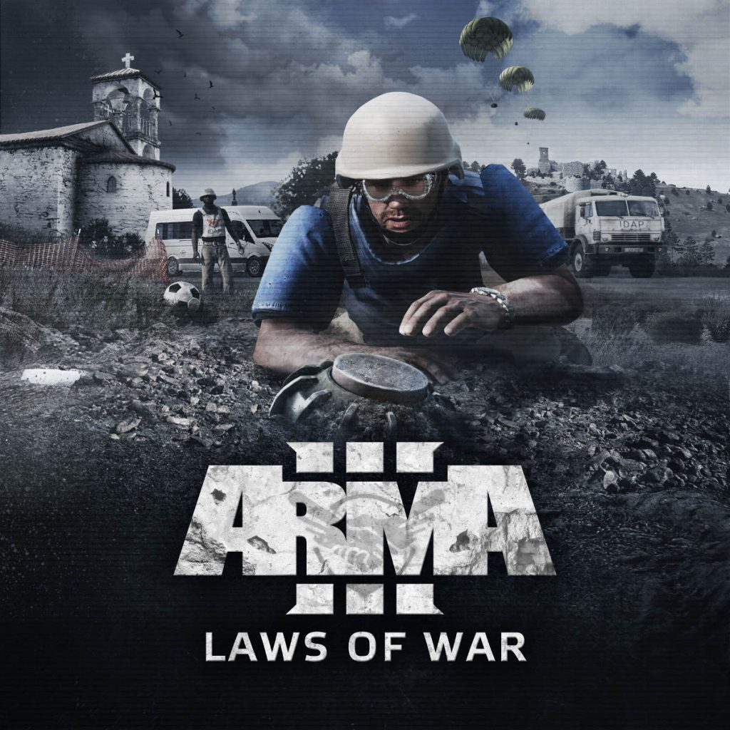 Innovative Arma 3 Laws of War DLC Revealed