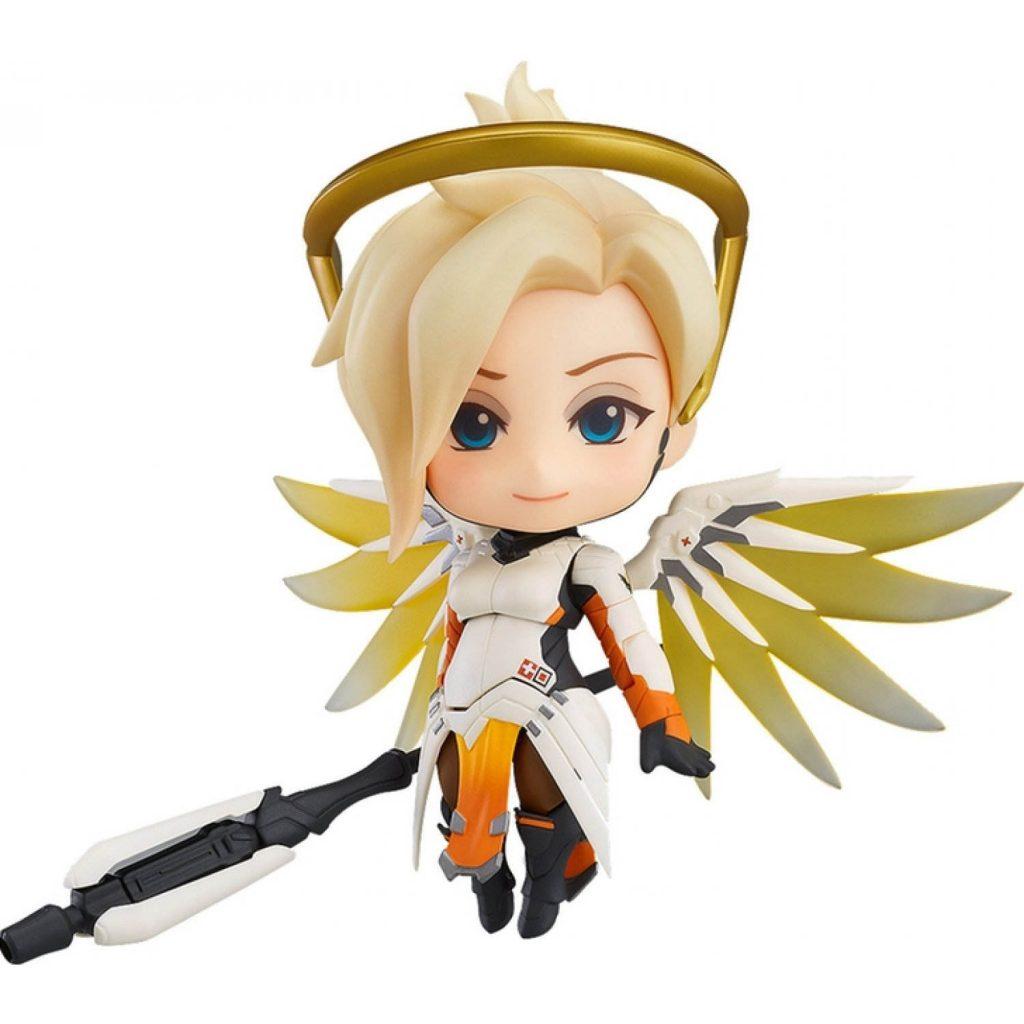 Nendoroid Overwatch Mercy Classic Skin Figure Standing
