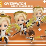Cool New Nendoroid Overwatch Mercy Classic Skin Figure