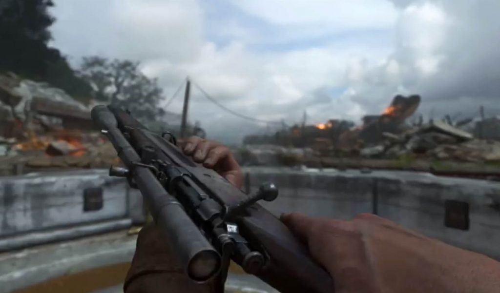 Call of Duty WWII Multiplayer Upgrade Pre-Order Trailer