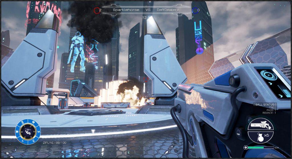 Elevate Combat League Screenshot 2