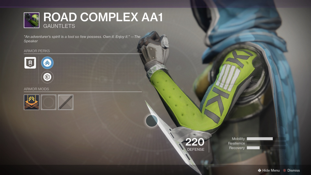 Hate Symbol Found on Destiny 2 Gauntlets