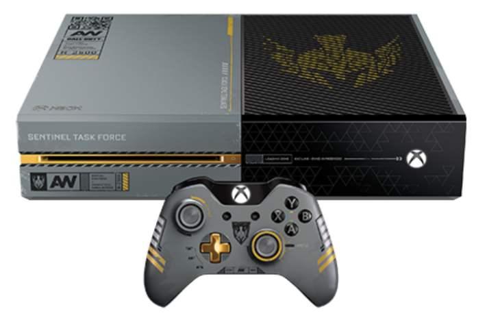 Last call for CoD: Advanced Warfare Xbox One console bundle?