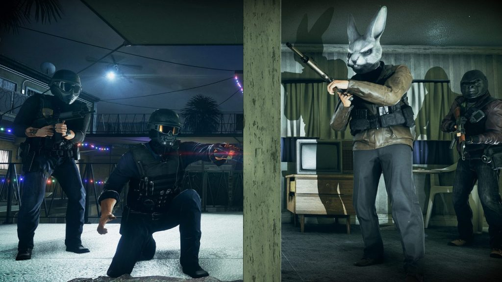 EA Close Battlefield Hardline Studio Visceral Games
