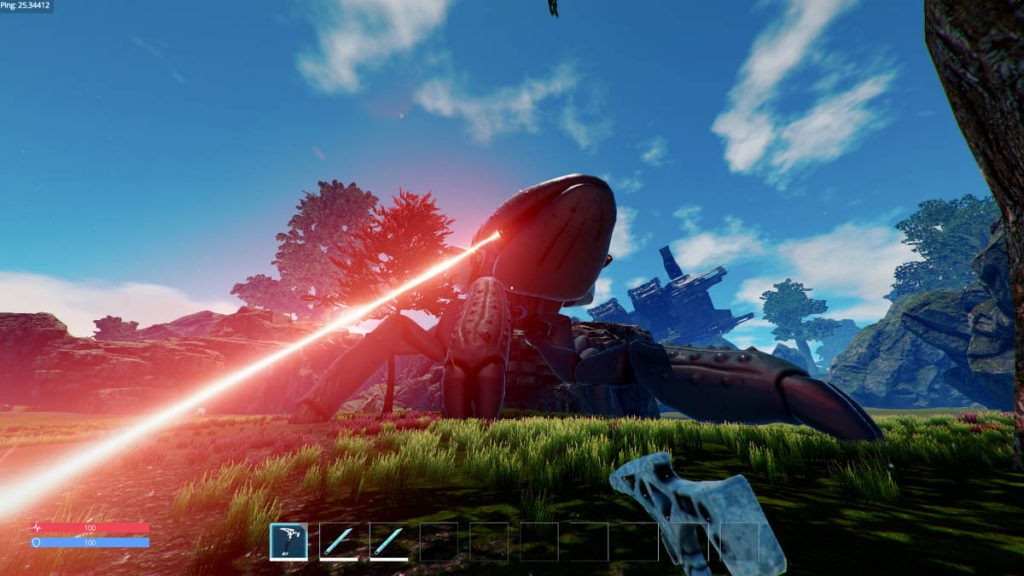 Pantropy is a Survival Mech FPS Game with RPG Elements - FPS