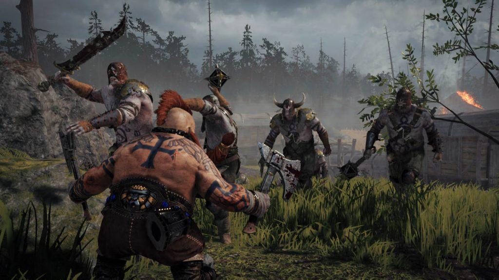 Warhammer Vermintide 2 Screenshot Dwarf