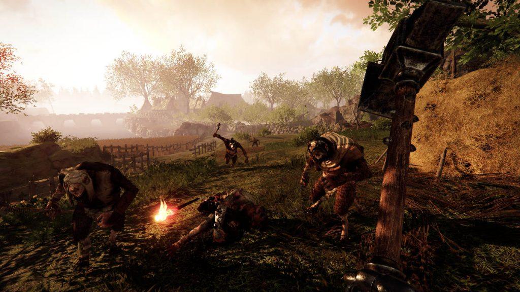 Warhammer Vermintide 2 Screenshot Skaven