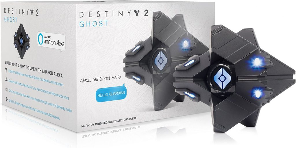 Destiny 2 Limited Edition Ghost and Skill for Amazon Alexa
