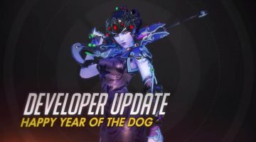 Overwatch Year of the Dog Developer Update Video
