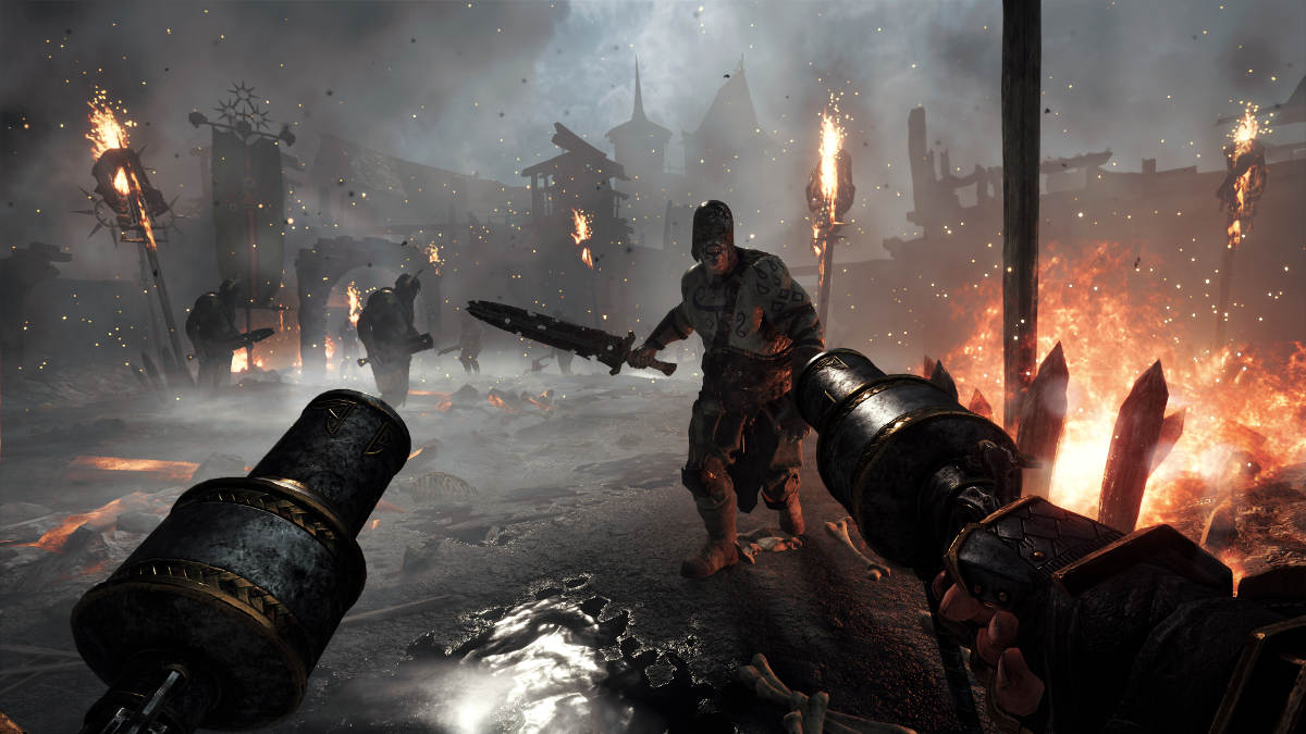 Warhammer Vermintide 2 Launches and Sells 500,000 in Days