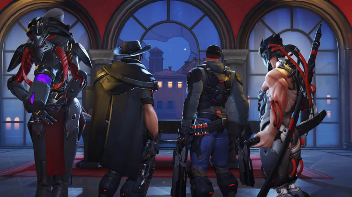New Overwatch Retribution Seasonal Event Starts On April 10