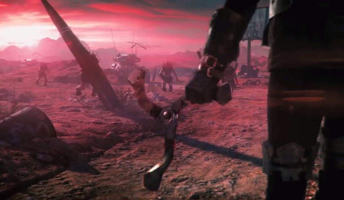 Bethesda Release Rage 2 Announce Trailer