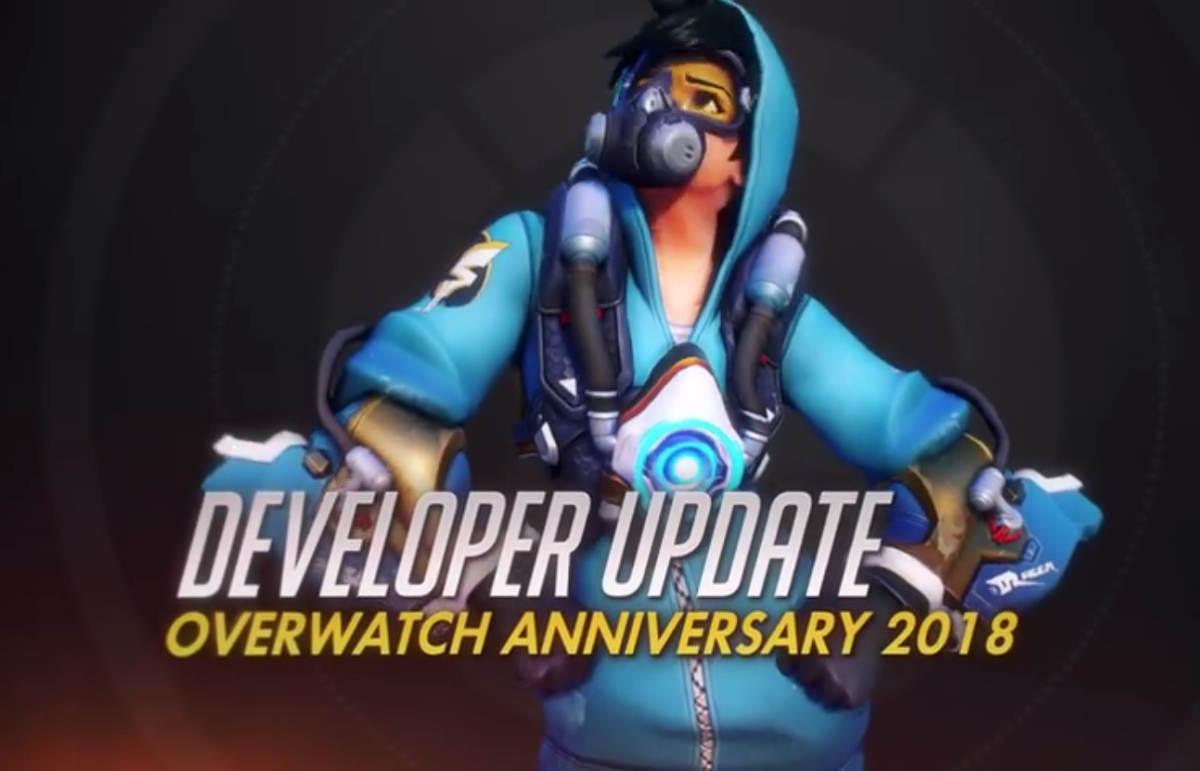 Overwatch Anniversary 2018 Developer Update Video