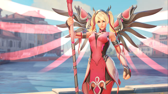 Pink Mercy Skin for Breast Cancer Research