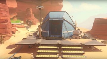 Preview Video for New Overwatch Deathmatch Map Petra