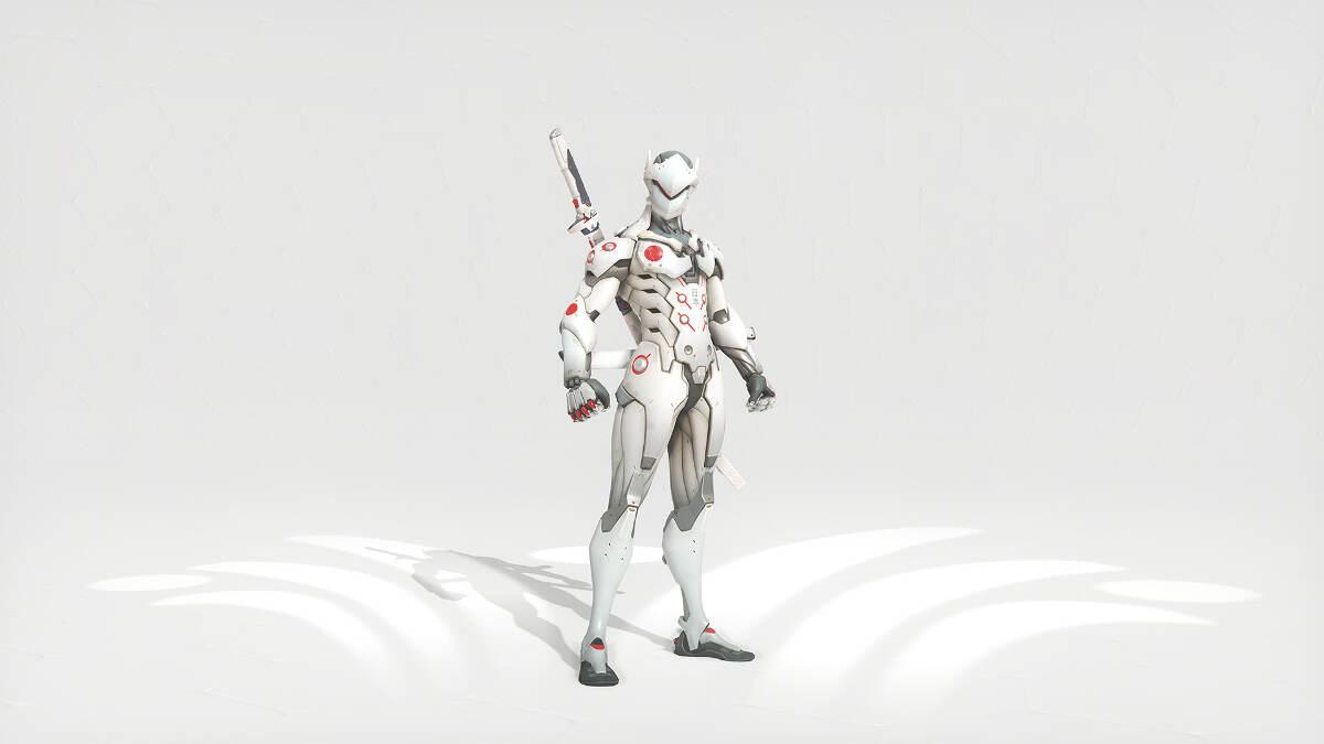 Overwatch Summer Games 2016 Genji Nihon Skin