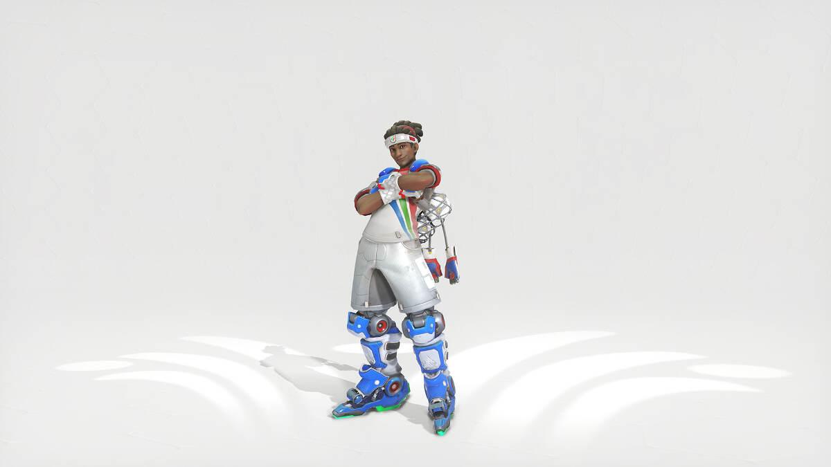 Overwatch Summer Games 2016 Lucio Striker Skin