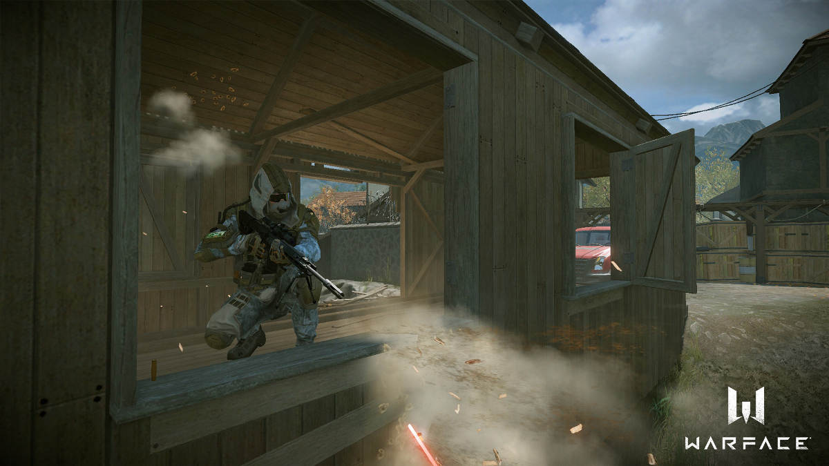 Warface Early Access Begins for PlayStation 4 Console Release