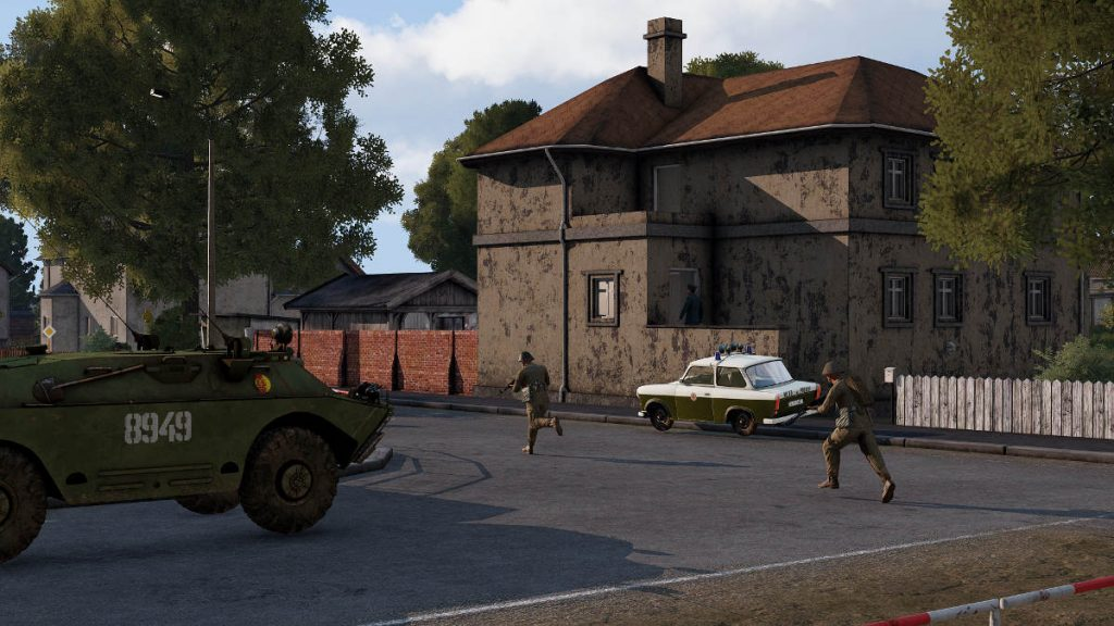 First Arma 3 Creator DLC: Global Mobilization Released - FPS
